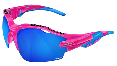 FUCSIA MATT BLUE