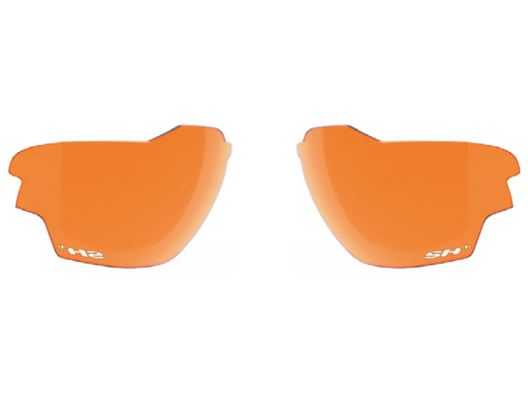 orange lenses - cat. 1