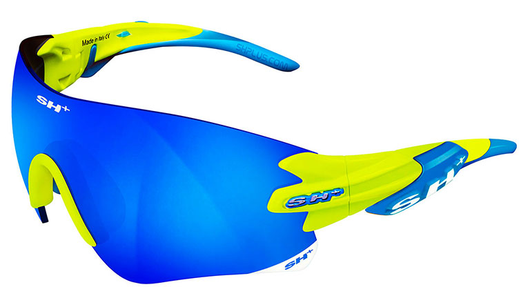 YELLOW FLUO / BLUE